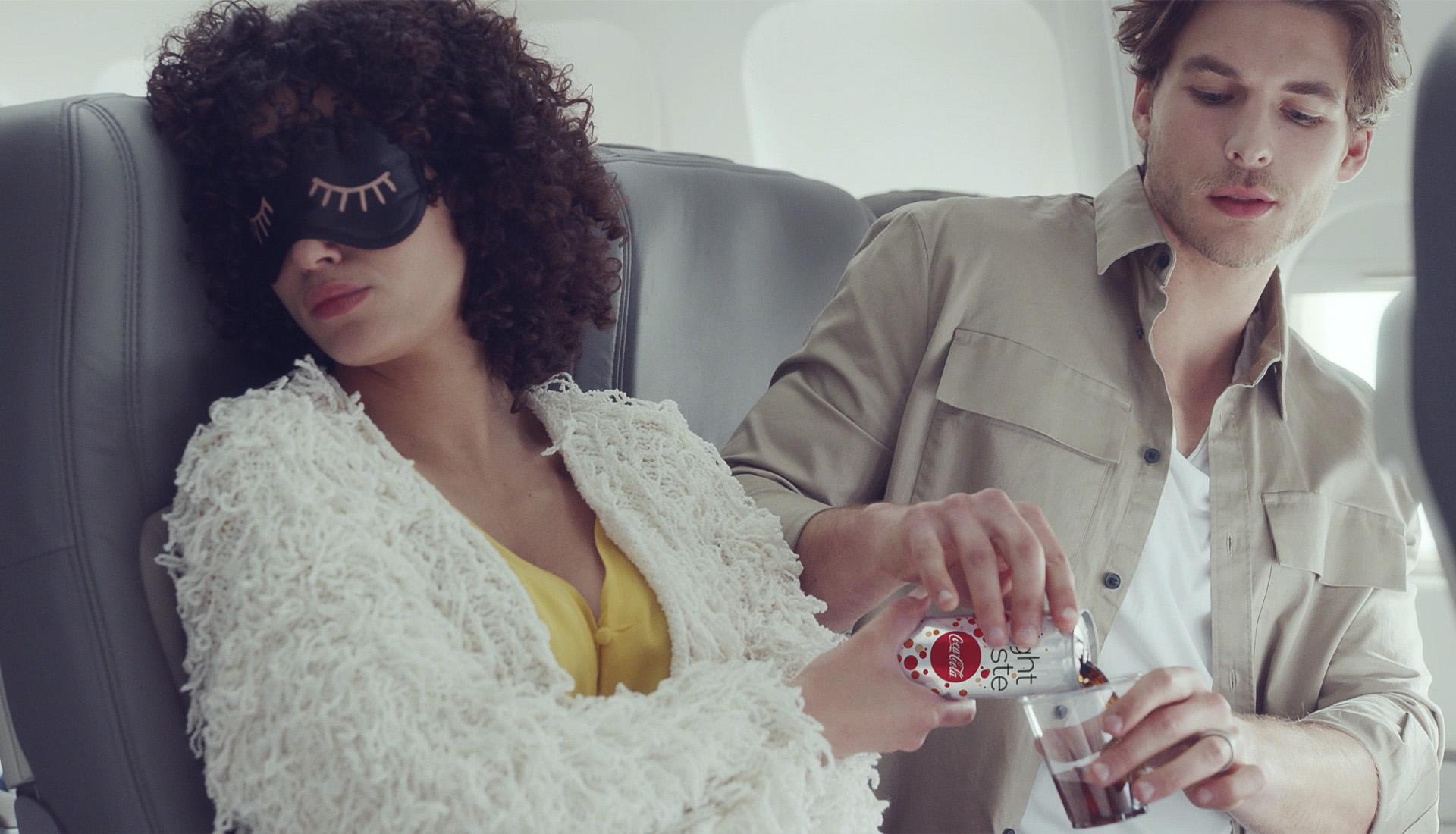 Coca Cola Light TV advertising 2