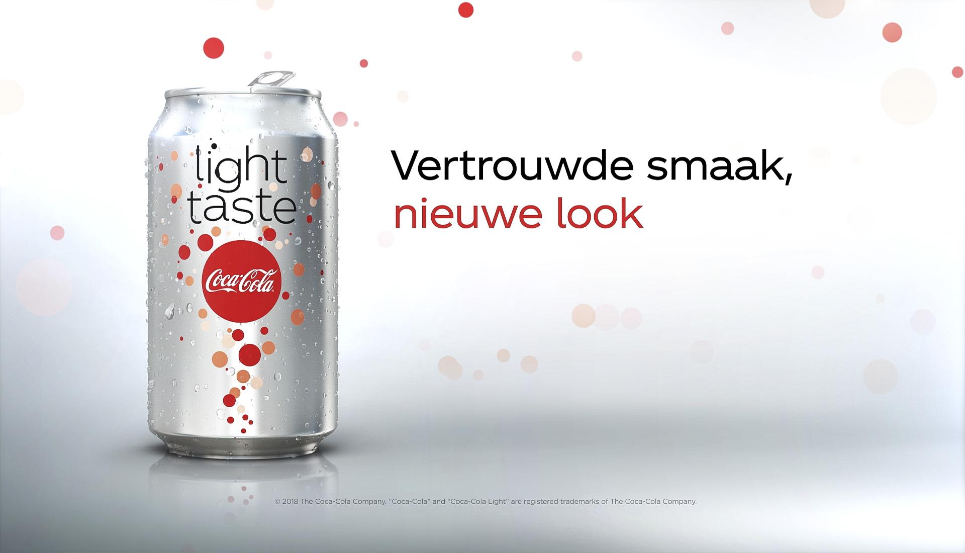 Coca Cola Light TV advertising 3